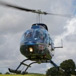 Goodwood Helicopter Flight