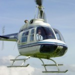 Goodwood Helicopter Buzz Flight
